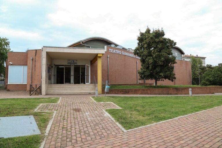 Cineteatro Gavazzeni Seriate esterno struttura