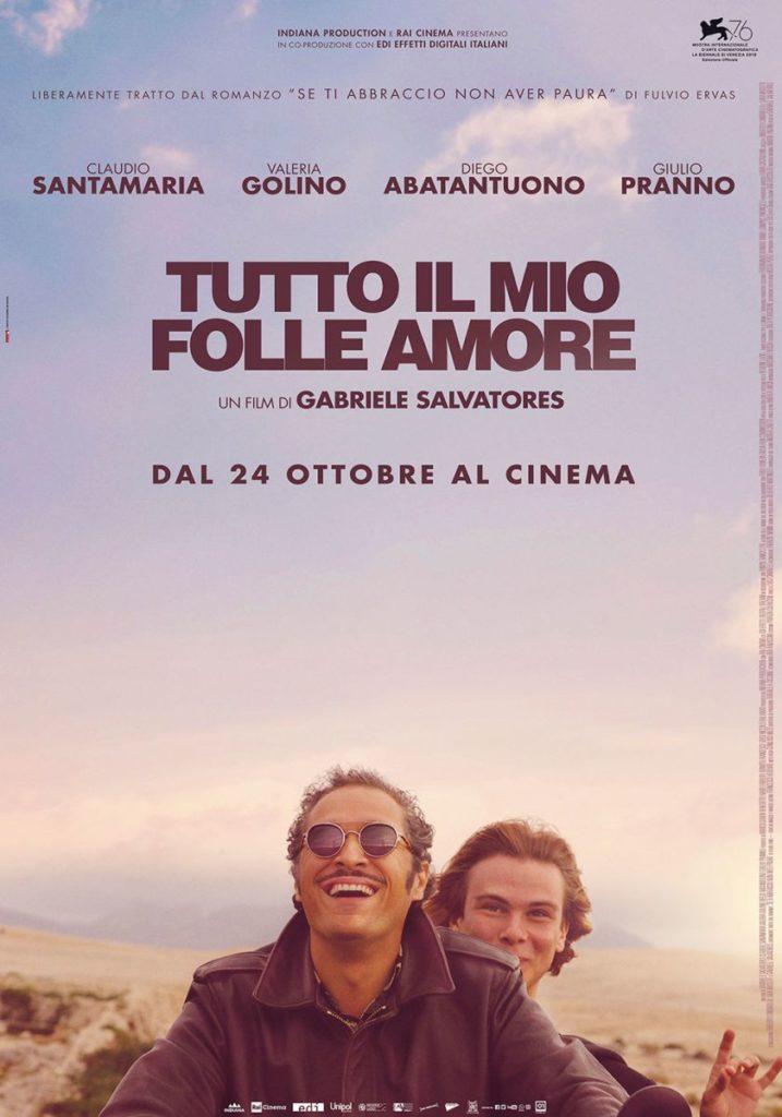 film tutto il mio folle amore
