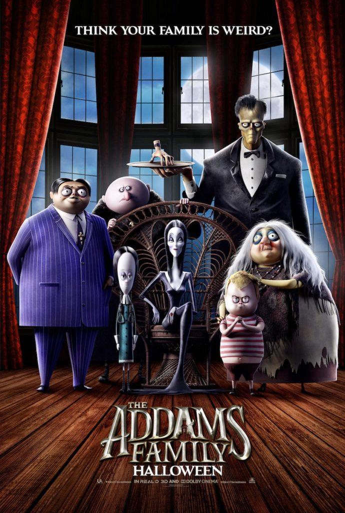 film cinema la famiglia addams